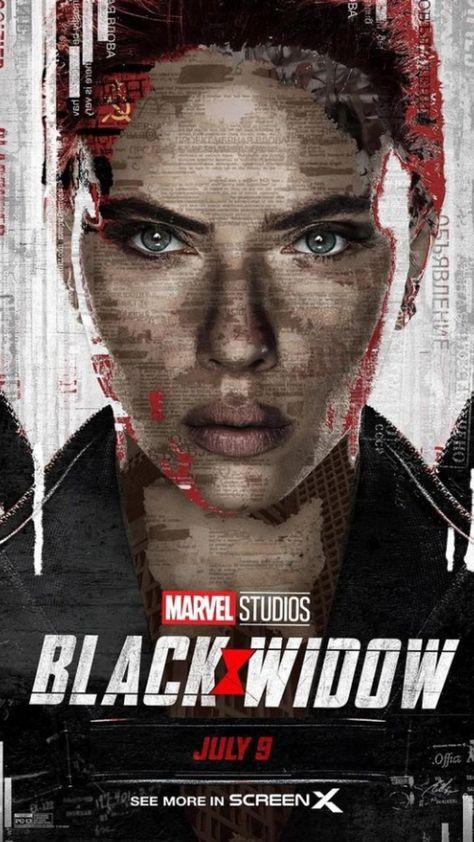 Black Widow 🖤