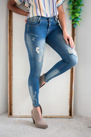 Jeans Para Mujer Al Por Mayor Dolshe Mandarin Skinny Jeans Jeans Fashion