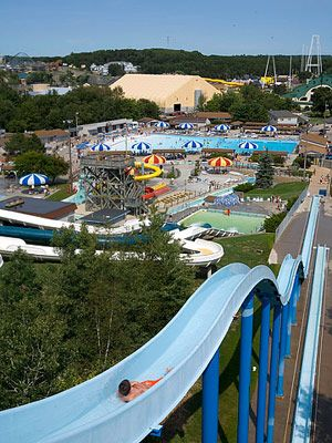 Wisconsin Dells: Water Park Capital of the World