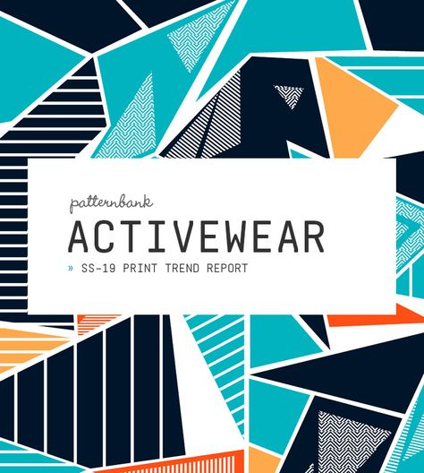 The Activewear market is continuing to grow as people strive for a healthier and more active lifestyle. The global market for sports and fitness clothing is projected to reach over US$230 billion by 2024. As brands develop new ranges, patterns are a key factor in new collections for the gym or yoga studio. Our
