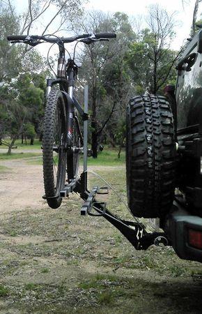 Jk Jeep Wrangler Bike Carrier Bike Rack Car Bike Rack Car Bike