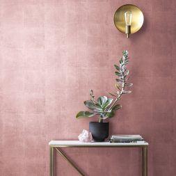 Metallic Leaf Peel Stick Wallpaper Pink Project 62 Peel And Stick Wallpaper Wallpaper Project Pink Accent Walls