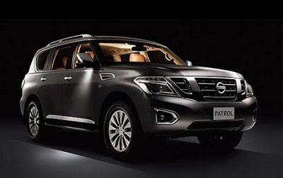 2019 Nissan Patrol Redesign Specs Nissan Patrol Nissan Armada Suv