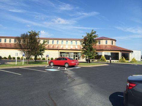Heaven Hill distillery in Louisville, KY