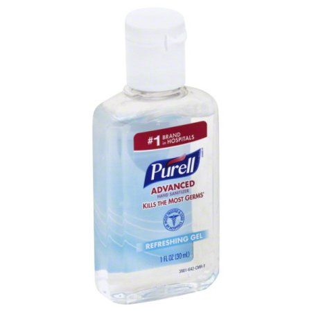 I Always Carry Hand Sanitizer With Me It Is A Must When