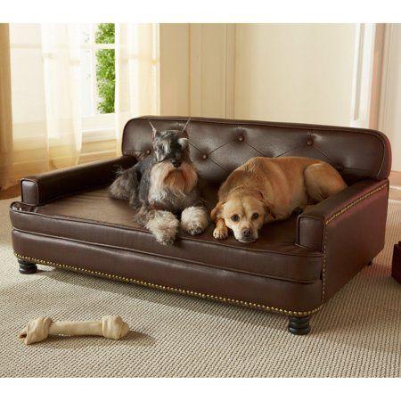 Awe Inspiring Enchanted Home Pet Library Sofa Dog Bed Large 40 5X30X18 Evergreenethics Interior Chair Design Evergreenethicsorg