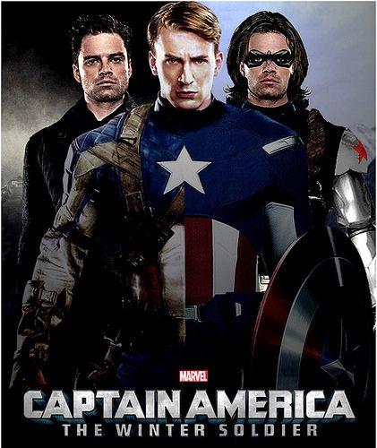 Captain America-The Winter Soldier