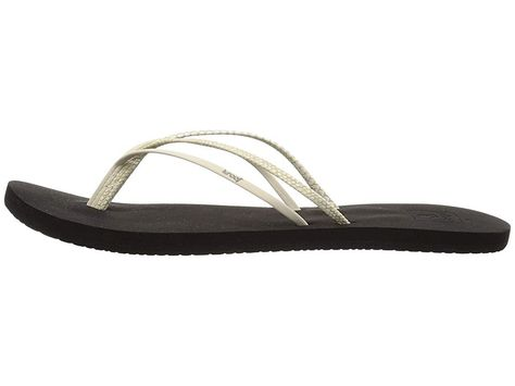 fab478f8b8fe Reef Double Bliss Women s Sandals Snake