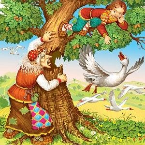 Teryoshechka Chitat Russkuyu Skazku Onlajn Besplatno Russkaya Skazka Ilustracoes Desenho Pintura Em Tecido Frutas