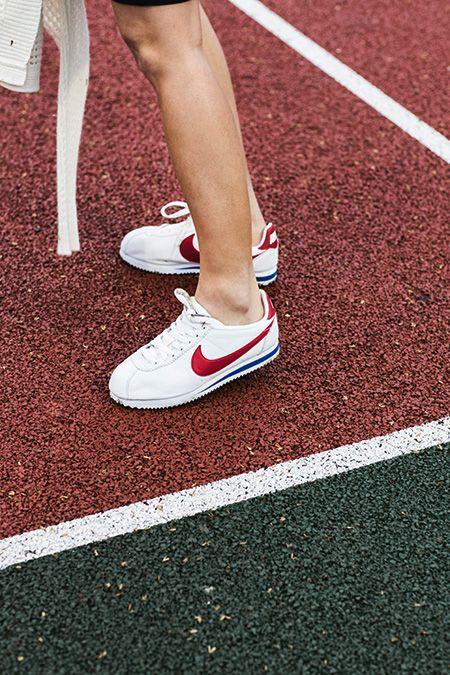 Courside seats | Nike Cortez | Park & Cube