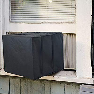 Amazon Com Foozet Window Air Conditioner Covers Small Lg 5000btu Ac For My Aliner T Window Air Conditioner Cover Window Air Conditioner Air Conditioner Cover