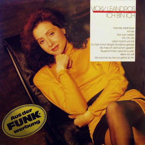 Vicky Leandros - Ich Bin Ich at Discogs