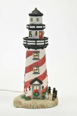 Kingston Cove Lighthouse, Santa's Workbench Collection, 1999