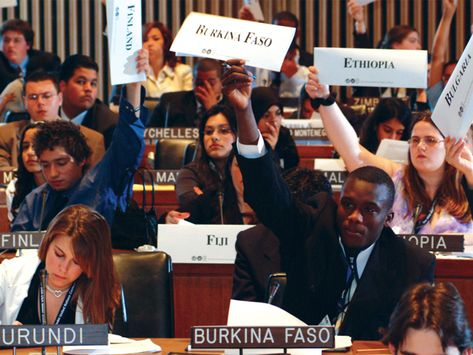 AYIMUN | Arab Youth International Model United Nations