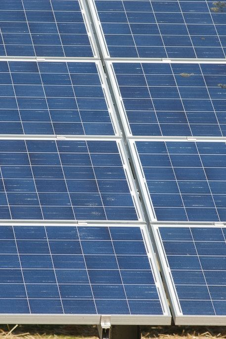 Green Energy For All Solar Energy Companies In India Choosing To Go Green By Changing Over To Solar Panel T Green Energy Solar Solar Energy Diy Solar Panels