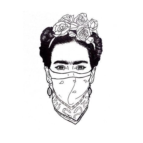 """Frida, the Rebel. """"Frida Kahlo was an extraordinary individual who liked to…"""