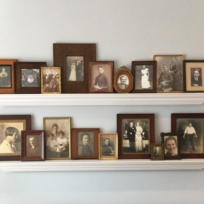 Wall To Wall Family In 2020 Display Family Photos Family Photo Wall Photo Wall Display