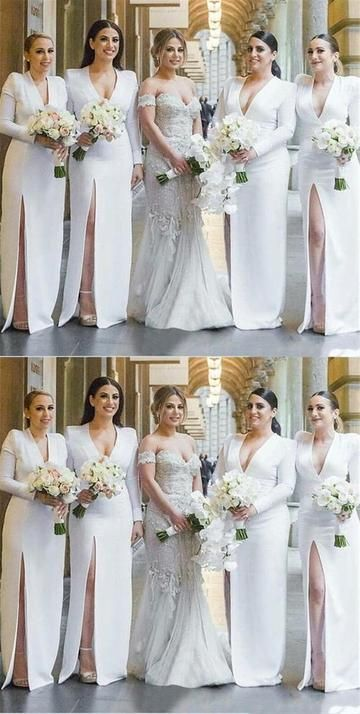 Prom Dress Page 39 Flydp White Bridesmaid Inexpensive Bridesmaid Dresses White Bridesmaid Dresses