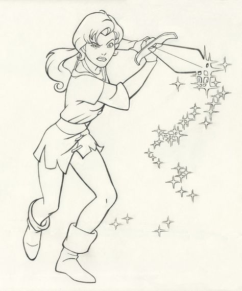 quest for camelot coloring pages - Google Search | Movies/TV Shows ...