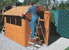 Construire Son Abri De Jardin En Bois Plan Abri De Jardin Et Instructions Abri De Jardin Abri De Jardin Bois Et Abri De Jardin Diy
