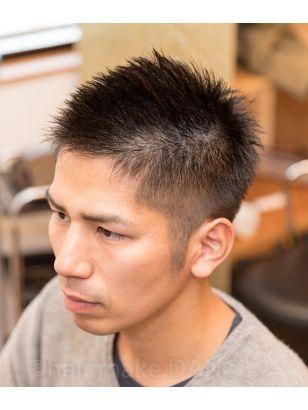 2019年春 メンズ ベリーショートの髪型 ヘアアレンジ 人気順 8
