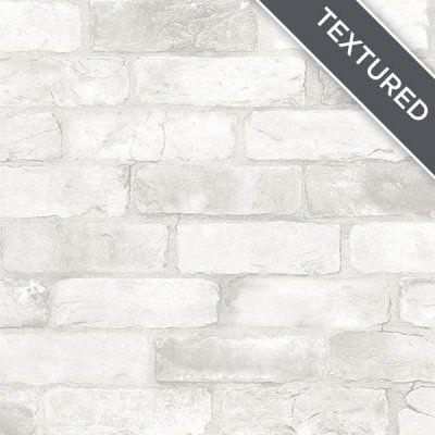 Newport Reclaimed Brick Peel And Stick Wallpaper Faux Brick Wallpaper Faux Brick Faux Brick Walls