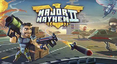 Major Mayhem 2 Mod Apk v1 13 Unlimited Money Blueprints