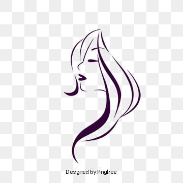 Vector Hair Hairdressing Beauty Woman Png Transparent Image And Clipart For Free Download Hair Clipart Cartoon Hair Creative Hairstyles