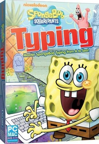 Spongebob Squarepants Typing - PC Disc