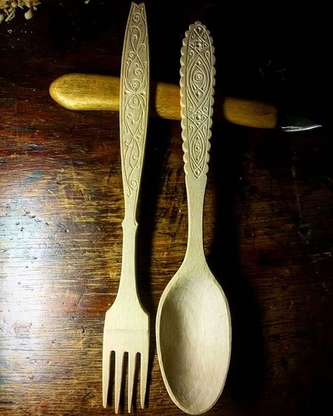 Large with flat handle Handmade natural Coconut cooking /& serving spoon