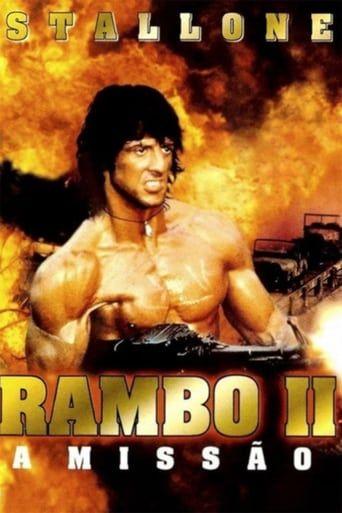 Rambo II - A Vingança do Herói (1985) • filmes.film-cine.com | Rambo,  Filmes de ação, Filmes antigos de faroeste