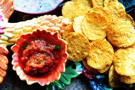 Pioneer Woman's salsa. Need I say more?