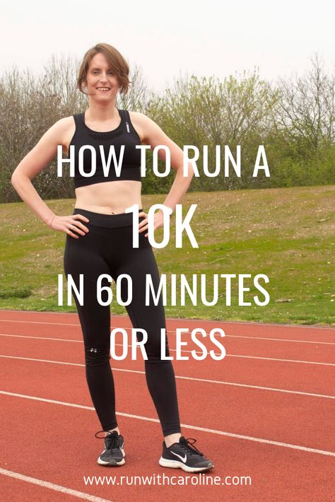 Running a 10k is no easy task. At 6.1 miles, it's quite a sizeable distance, and one that you have to put in a decent amount of training into, especially if you want to achieve a time of 60 minutes or less. Over the years as a runner, I've come to realise what works and what doesn't work when it comes to running faster.