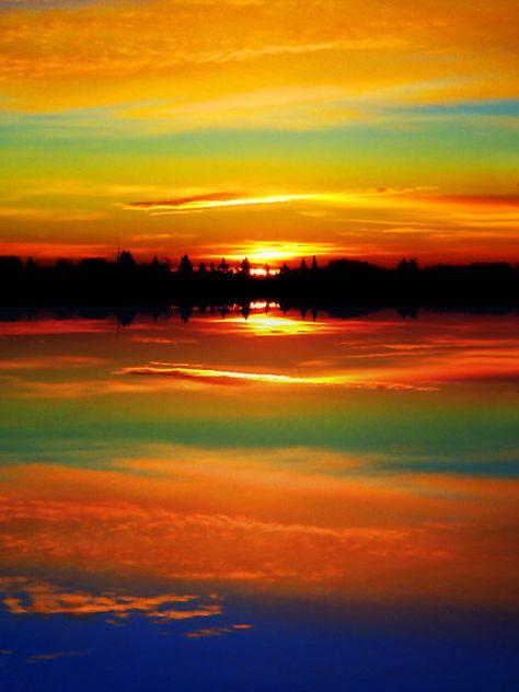 Surreal Sunrise
