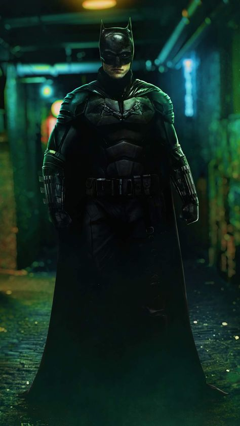 The Batman 2021 Movie Artwork - iPhone Wallpapers