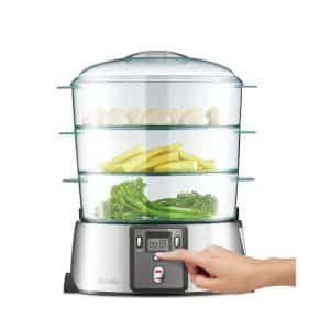 Top 10 Best Food Steamers In 2020 Kitchen Appliance Packages Kitchen Appliances Steamer Recipes