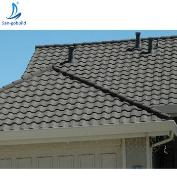 Stone Coated Roof Tile Metal Roof Tiles Aluminum Roof Roof Tiles