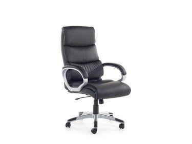 Chaise De Bureau Fauteuil Simili Cuir Noir King Chaise Bureau Chaise Bureau