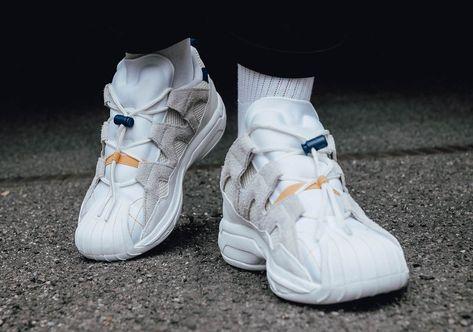ASICS Gel Lyte V Cream Suede Sneaker Bar Detroit