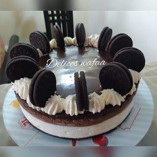 تشيزكيك أوريو Desserts Cake Food