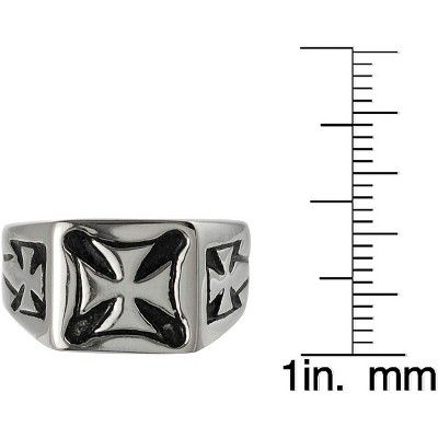 SKULL PLAIN FASHION JEWELRY .925 SILVER PLATED RING 10 S23616