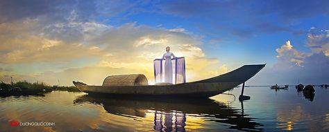 Ao dai Vietnam-NM:Xuan Van, Photo:Duong Quoc Dinh by