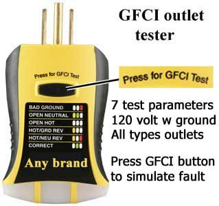 How To Install And Troubleshoot Gfci In 2020 Gfci Diy Electrical Electrical Wiring