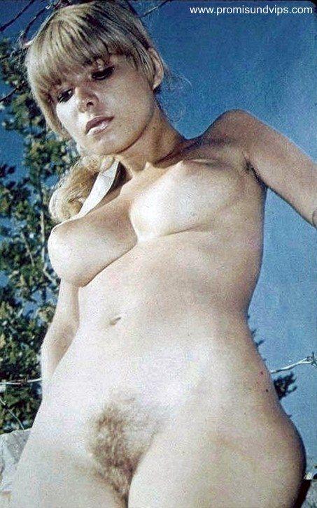 Ingrid steger nackt