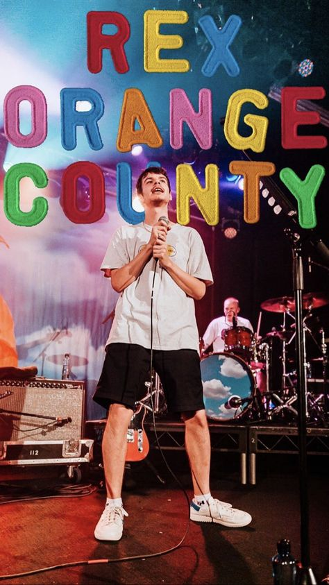 Rex Orange County Wallpaper