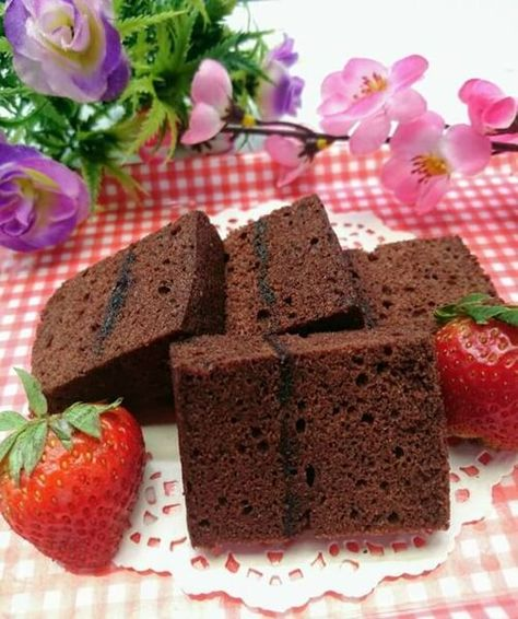 Resep Brownies Chocolatos Kukus Sederhana Tanpa Mixer Dan Oven Resep Fudge Brownies Putih Telur Makanan