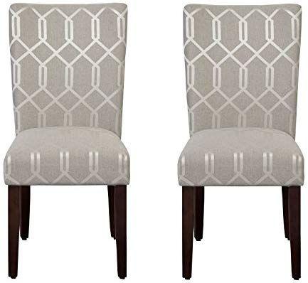 34++ Homepop velvet dining chair 2 piece set Best