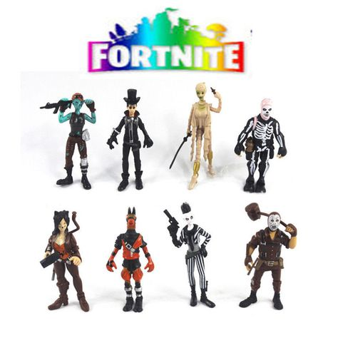 fortnite battle game royale save the world action figures kids toy gift 12pcs world action figures kids toy gift 12pcs