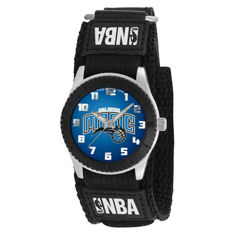 Orlando Magic NBA Kids Rookie Series Watch (Black)