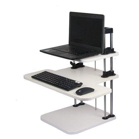 Electronics Standing Desk Height Adjustable Desk Sit Stand Desk